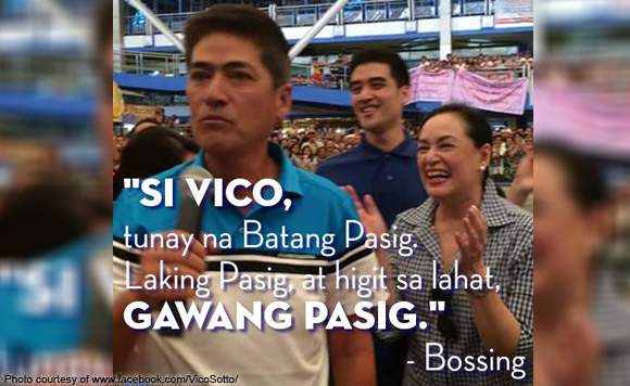 vic sotto and coney reyes