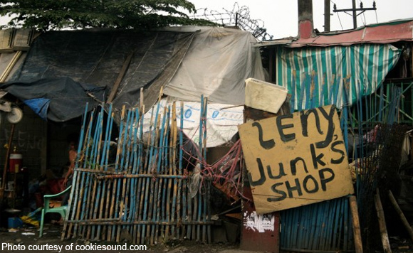 junk shops