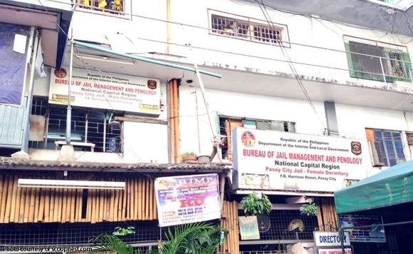Pasay city inmates