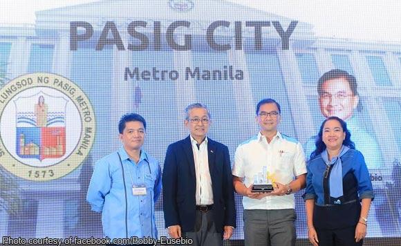 Pasig bags e-Readiness Leadership Award - Politiko Metro Manila