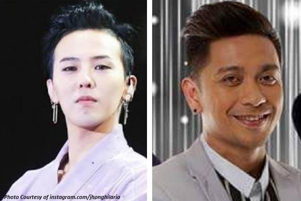 Payag Ba Jhong Hilario Says He S G Dragon S Lost Twin Politiko Metro Manila