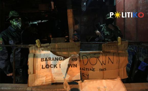 tondo hard lockdown