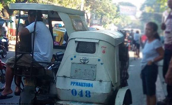 POLITIKO – tricycles